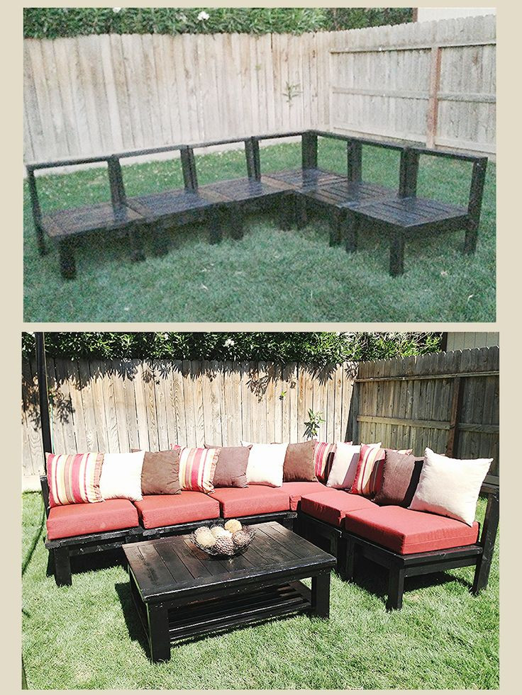 Best ideas about Outdoor Furniture DIY . Save or Pin 2x4 Outdoor Furniture Plans WoodWorking Projects & Plans Now.