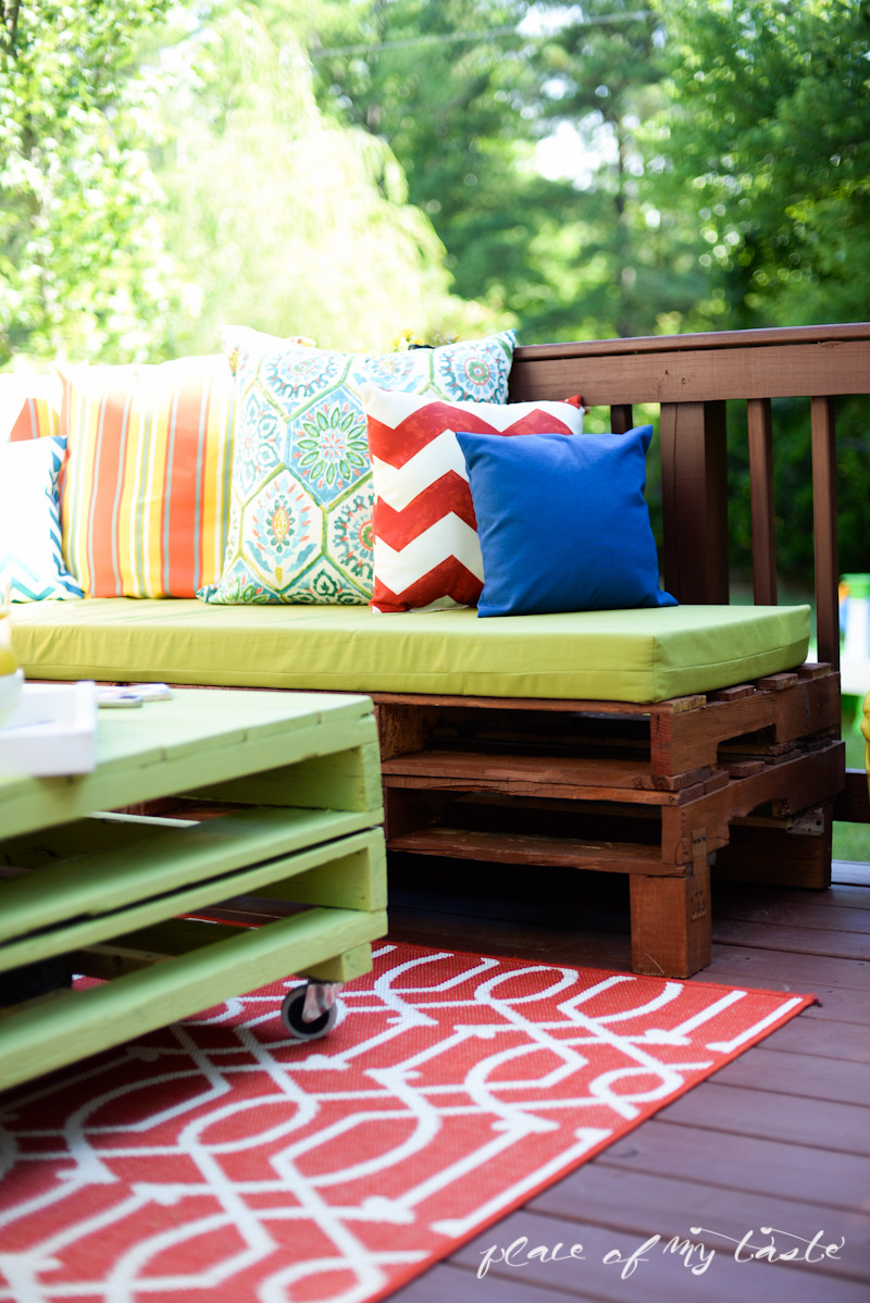 Best ideas about Outdoor Furniture DIY . Save or Pin DIY PALLET FURNITURE Now.