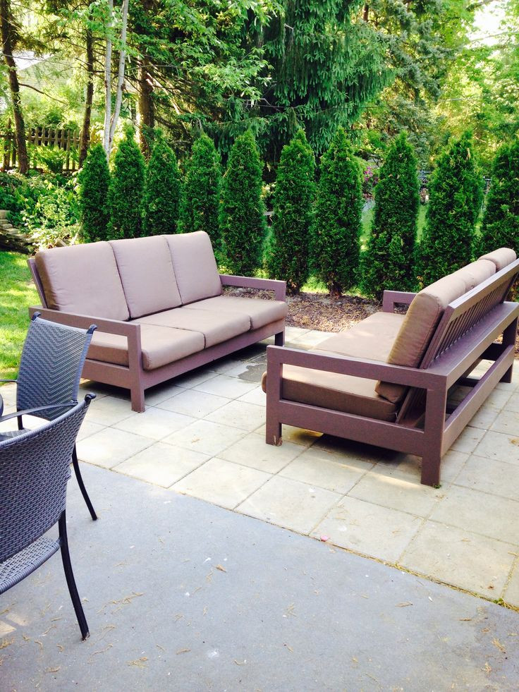 Best ideas about Outdoor Furniture DIY . Save or Pin 17 Best ideas about Outdoor Couch on Pinterest Now.