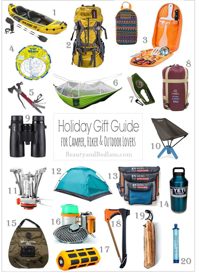 Best ideas about Outdoor Gift Ideas For Boys . Save or Pin Last Minute Holiday Gift Guide for Outdoor Lovers My boys Now.