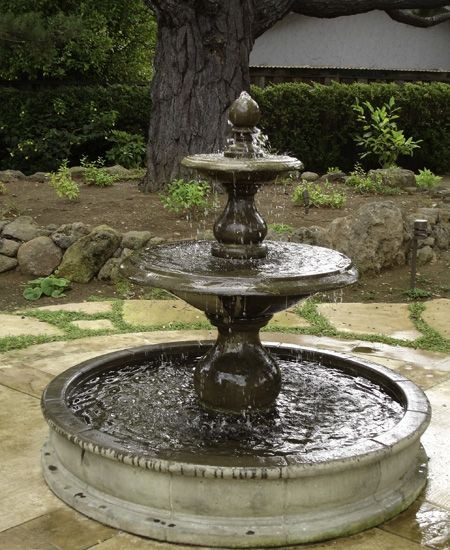 Best ideas about Outdoor Water Fountain . Save or Pin Free Shipping and No Sales Tax on all Outdoor Water Now.