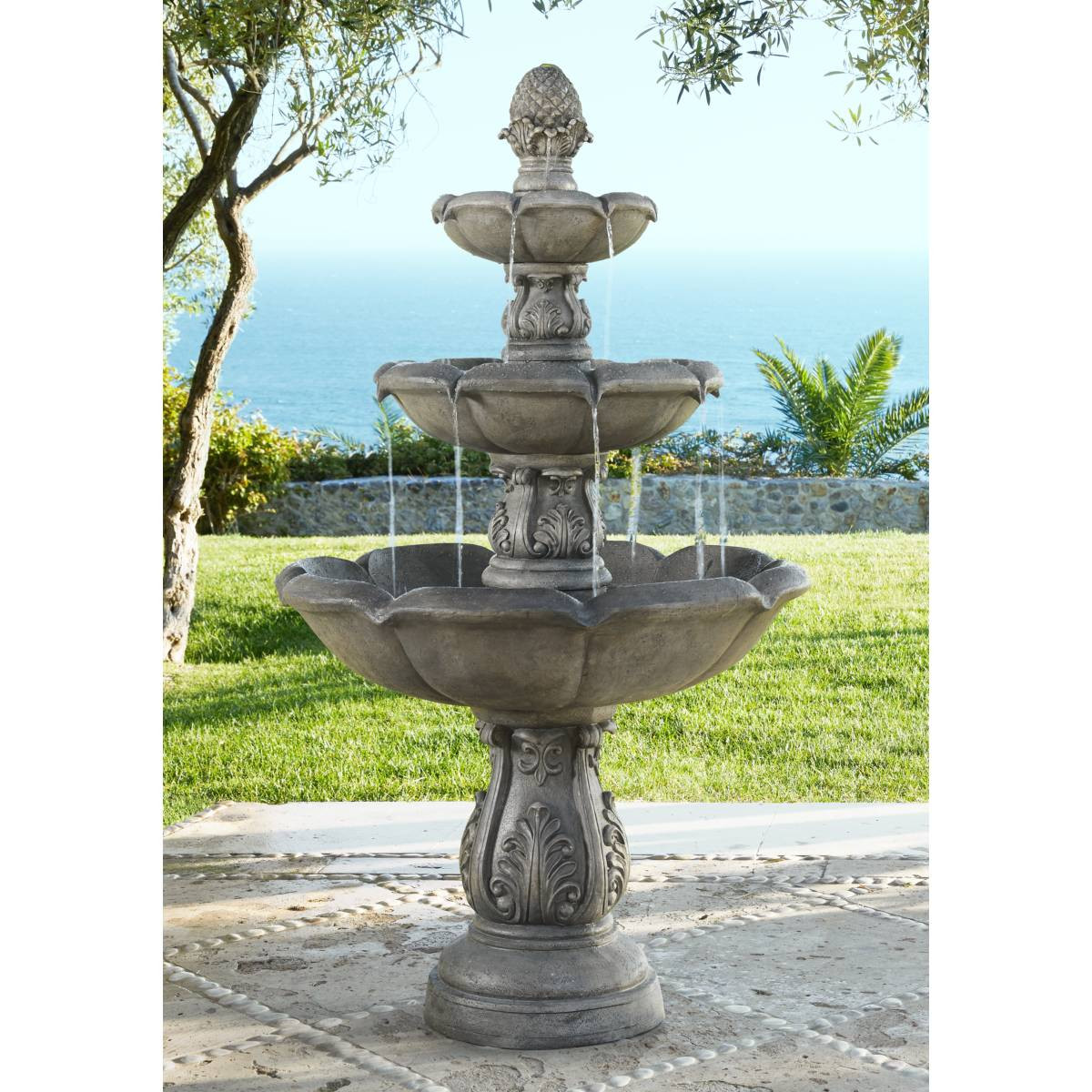 Best ideas about Outdoor Water Fountain . Save or Pin Outdoor Fountains Patio & Garden Water Fountains Now.