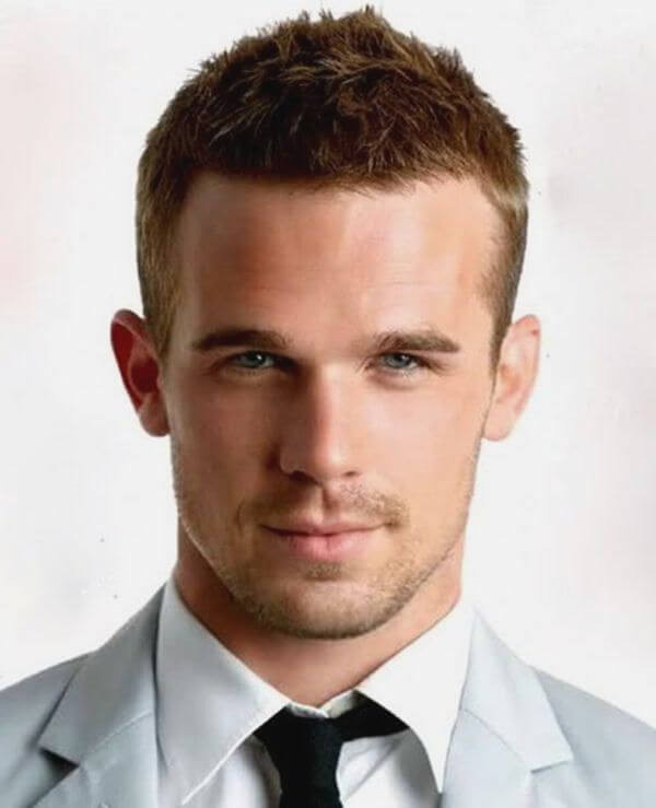 Best ideas about Oval Face Haircuts Male . Save or Pin MEN How Do I Choose A Hairstyle That s Right For Me Now.