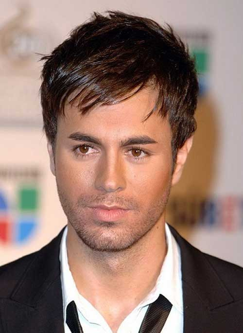 Best ideas about Oval Face Haircuts Male . Save or Pin 10 Hairstyles for Oval Faces Men Now.