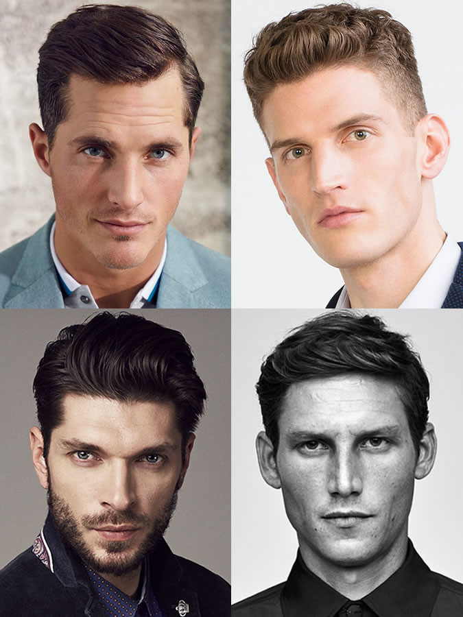 Best ideas about Oval Face Haircuts Male . Save or Pin How To Choose The Right Haircut For Your Face Shape Now.