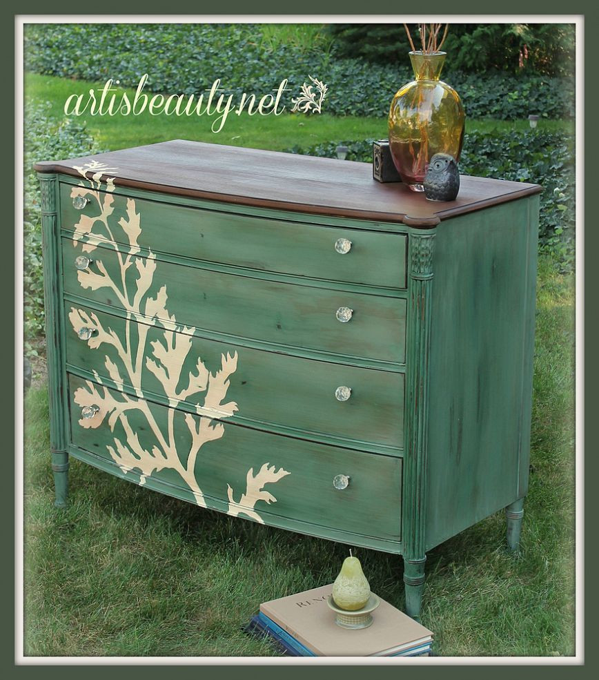 Best ideas about Paint Dresser DIY . Save or Pin Beautiful Hand Painted Furniture The Cottage Market Now.