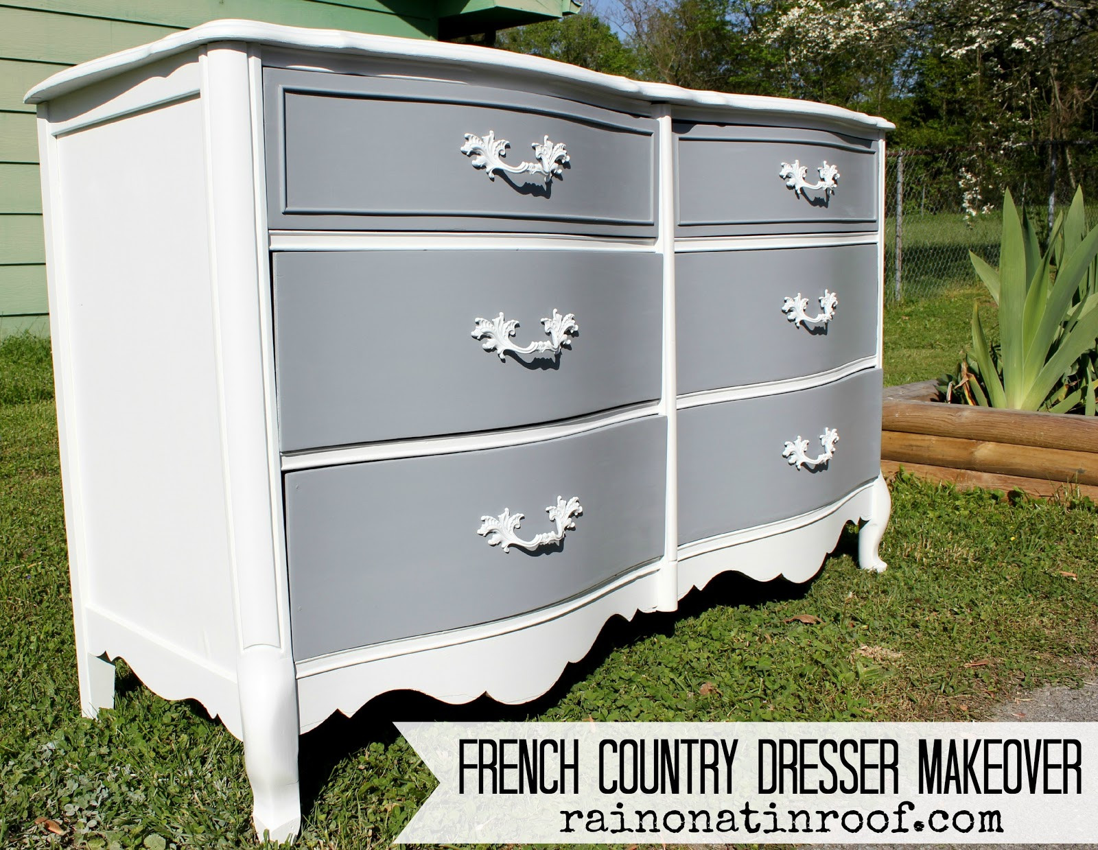 Best ideas about Paint Dresser DIY . Save or Pin French Country Dresser Makeover DIY Chalk Paint Now.