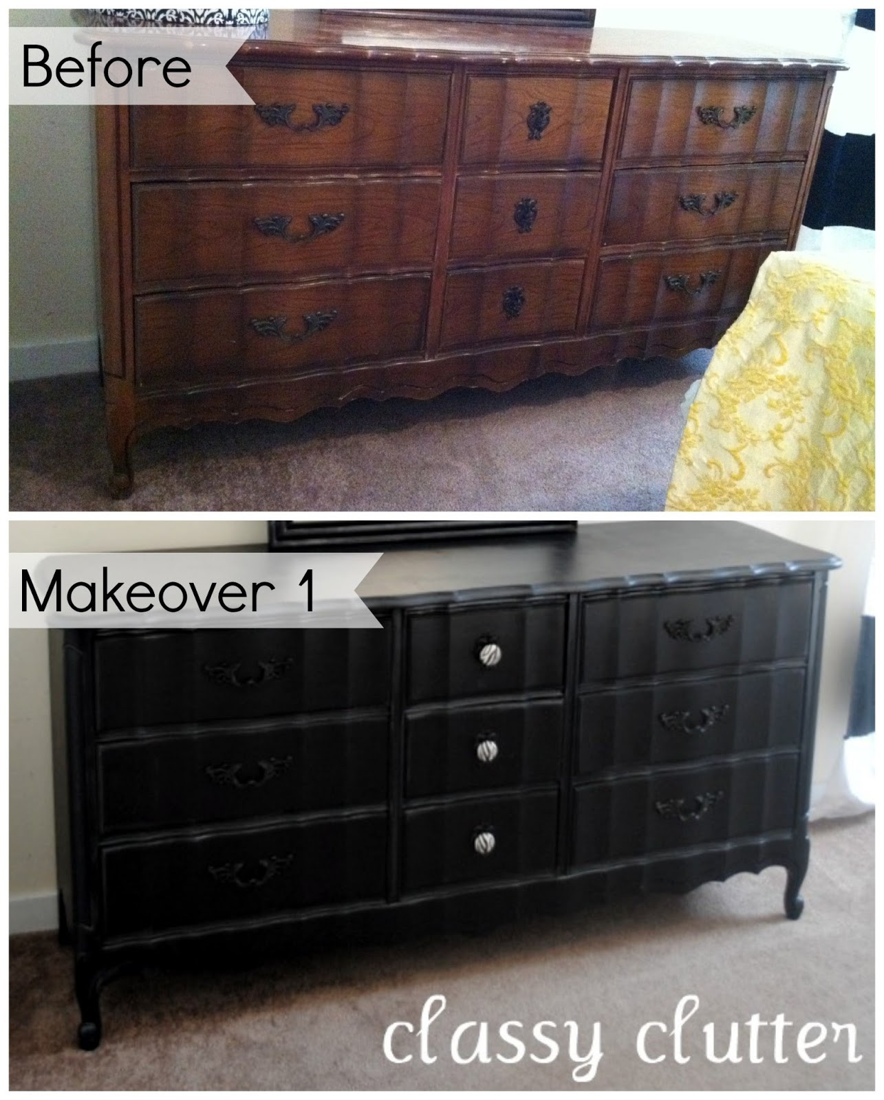 Best ideas about Paint Dresser DIY . Save or Pin Chalk Paint Recipe and Chalk Paint Dresser Makeover Now.