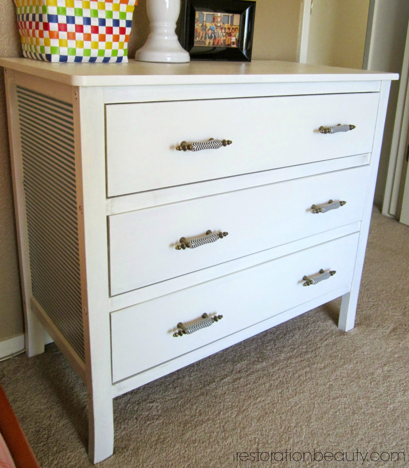 Best ideas about Paint Dresser DIY . Save or Pin Restoration Beauty Dresser Makeover Using DIY Chalk Paint Now.