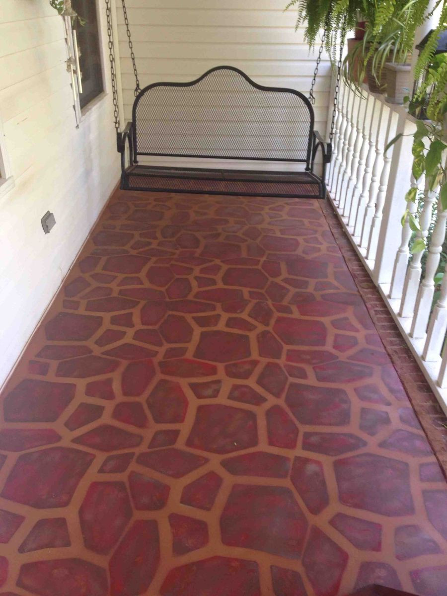 Best ideas about Painted Floors DIY . Save or Pin Hometalk Now.