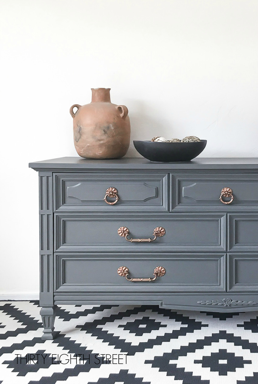 Best ideas about Painted Furniture Ideas . Save or Pin How To Paint Wood Furniture With Pure & Original Paint Now.