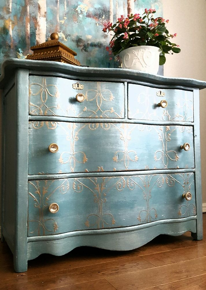 Best ideas about Painted Furniture Ideas . Save or Pin Would Mama Be Happy or Not Now.