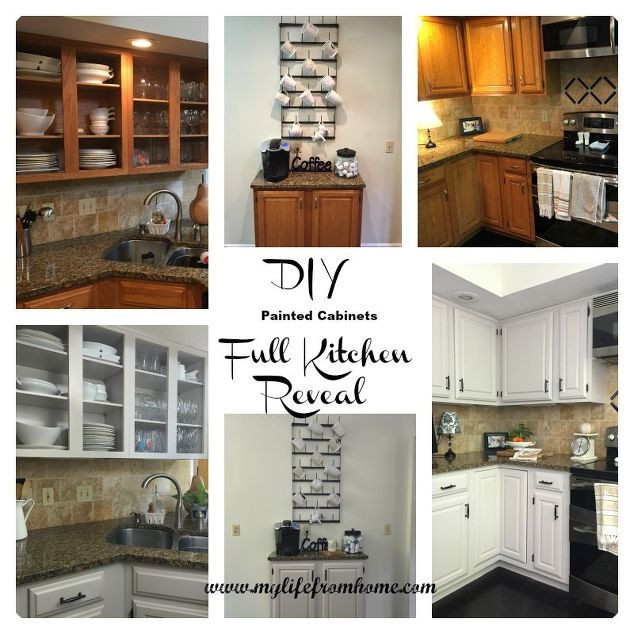 Best ideas about Painting Kitchen Cabinets DIY . Save or Pin DIY Painted Kitchen Cabinets Now.
