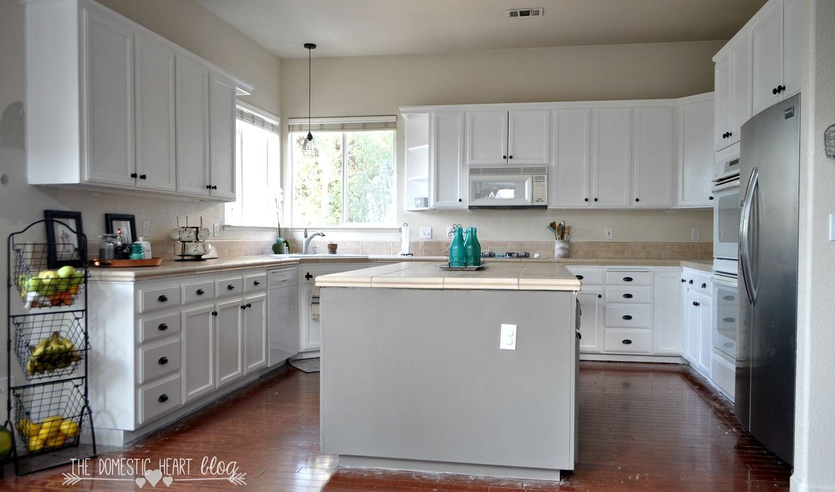 Best ideas about Painting Kitchen Cabinets DIY . Save or Pin Hometalk Now.