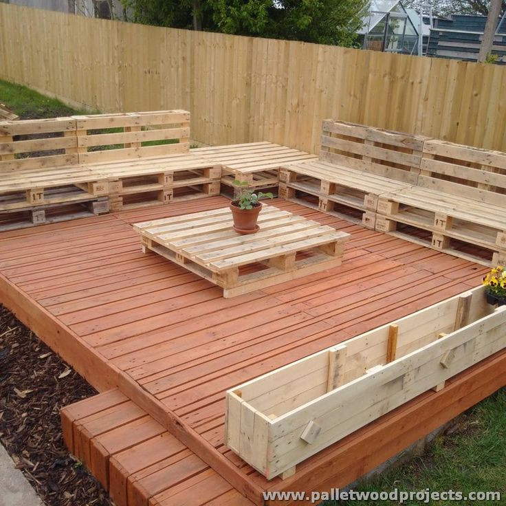 Best ideas about Pallet Decking DIY . Save or Pin 347 best Pallet Flooring images on Pinterest Now.