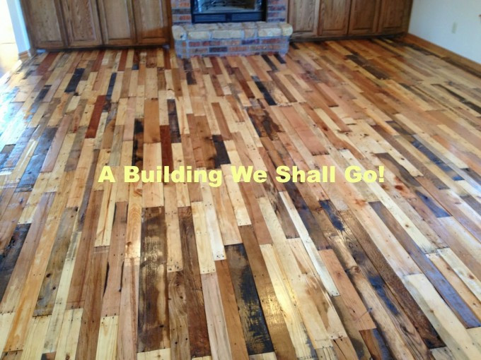 Best ideas about Pallet Flooring DIY . Save or Pin The Best DIY Wood & Pallet Ideas Kitchen Fun With My 3 Sons Now.