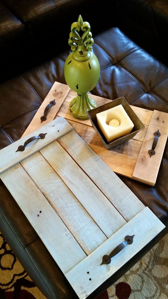 Best ideas about Pallet Gift Ideas . Save or Pin Best 25 Pallet tray ideas on Pinterest Now.