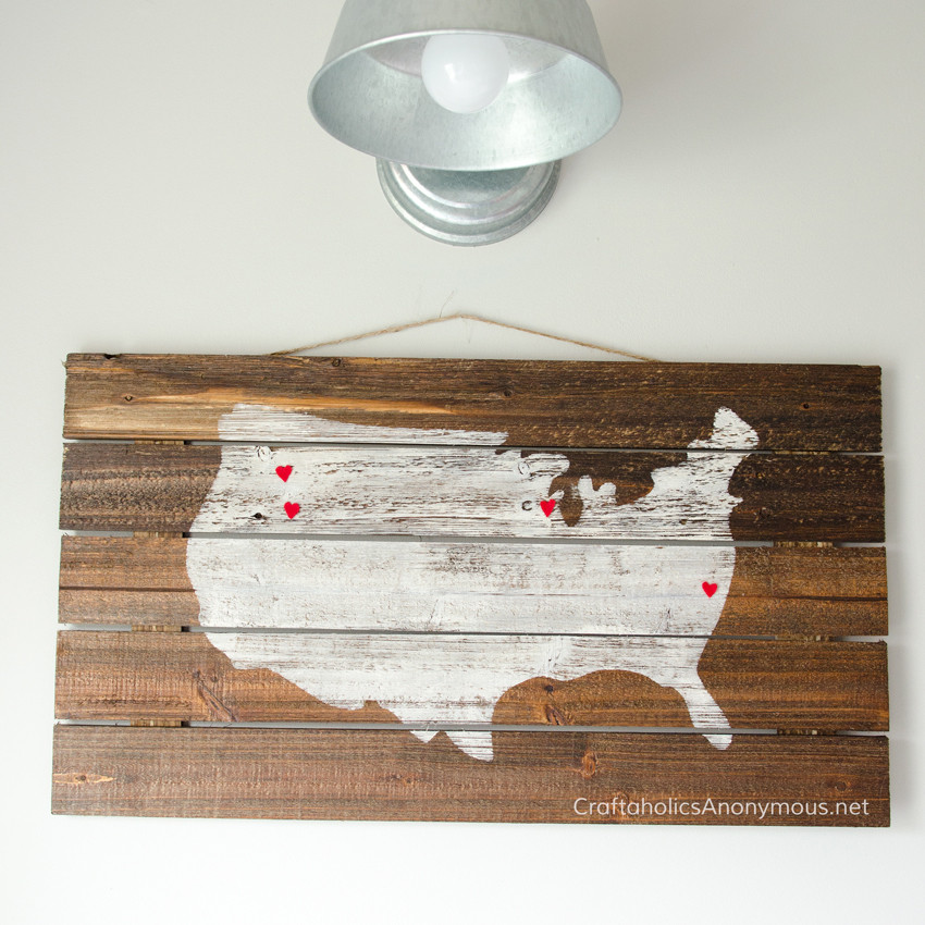 Best ideas about Pallet Gift Ideas . Save or Pin Craftaholics Anonymous Now.