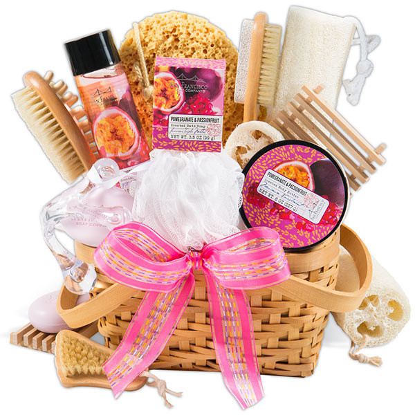 Best ideas about Pamper Gift Basket Ideas . Save or Pin Premium Spa Gift Basket by GourmetGiftBaskets Now.