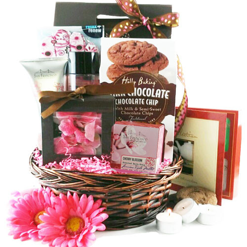 Best ideas about Pamper Gift Basket Ideas . Save or Pin Spa Gift Baskets Pampered Pleasures Pamper Gift Basket Now.