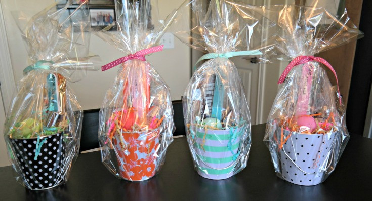Best ideas about Pamper Gift Basket Ideas . Save or Pin Thank You Gift for Newborn Helpers Craft Remedy Now.