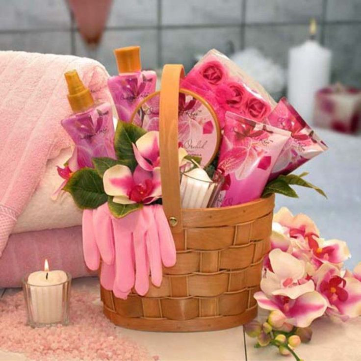 Best ideas about Pamper Gift Basket Ideas . Save or Pin 17 Best ideas about Spa Gift Baskets on Pinterest Now.