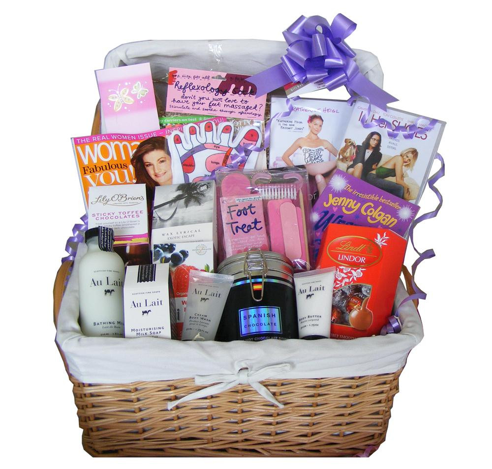 Best ideas about Pamper Gift Basket Ideas . Save or Pin New Get Well & Pamper Gift Baskets Baskets Galore Now.
