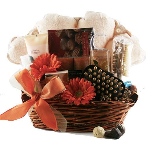 Best ideas about Pamper Gift Basket Ideas . Save or Pin Pinterest • The world's catalog of ideas Now.