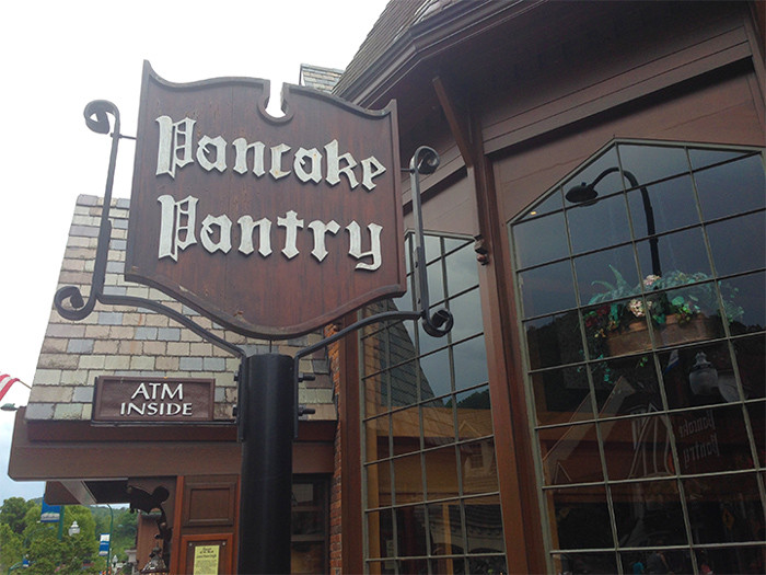Best ideas about Pancake Pantry Gatlinburg Tn . Save or Pin Gatlinburg s Pancake Pantry Now.