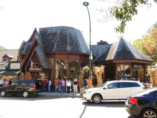 Best ideas about Pancake Pantry Gatlinburg Tn . Save or Pin outside Picture of Pancake Pantry Gatlinburg TripAdvisor Now.