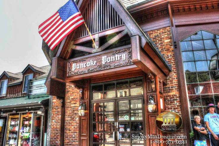 Best ideas about Pancake Pantry Gatlinburg Tn . Save or Pin Pin by Debi Puckett on Dining Out Now.