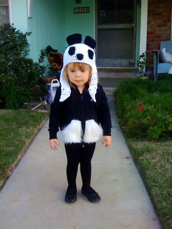 Best ideas about Panda Costume DIY . Save or Pin DON'T FORGET Send Me Your Homemade Costume Goodness Now.