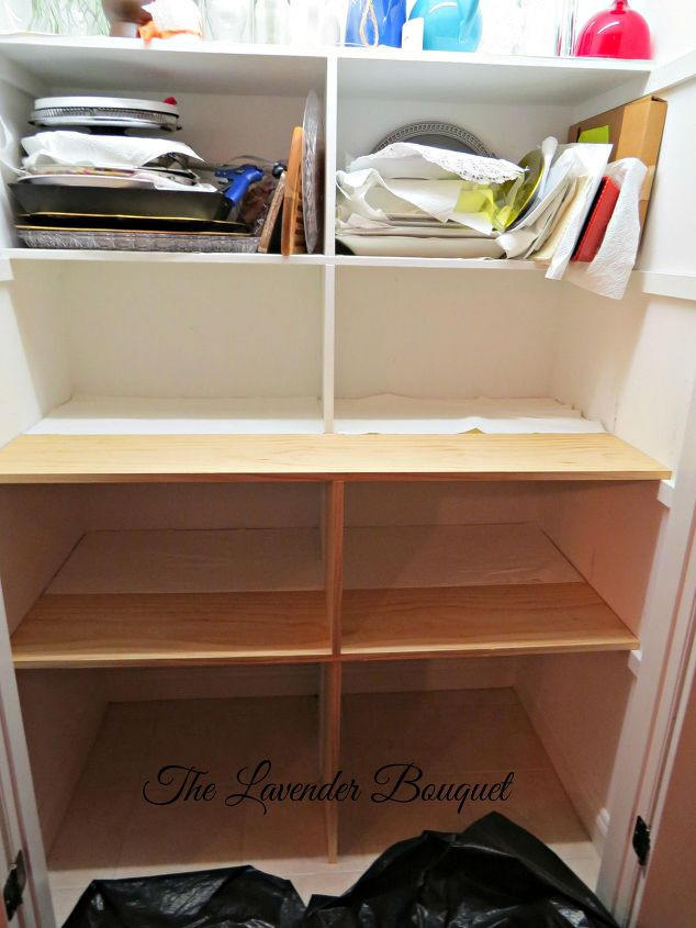 Best ideas about Pantry Shelves DIY . Save or Pin DIY Pantry Shelving Extensions Now.