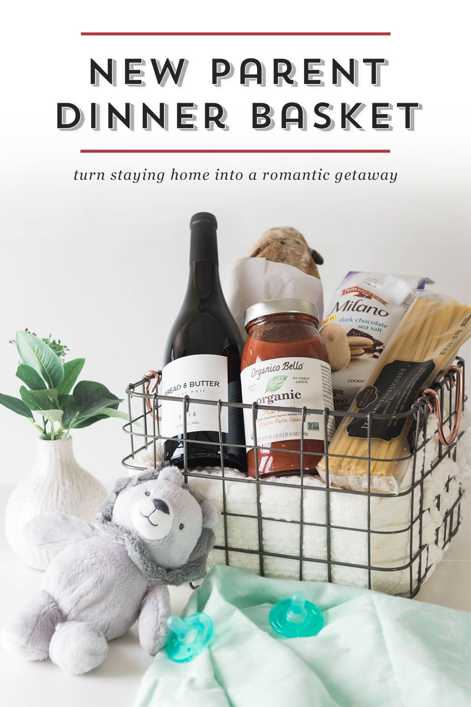 Best ideas about Parents Gift Ideas . Save or Pin DIY Date Night Gift Basket Now.
