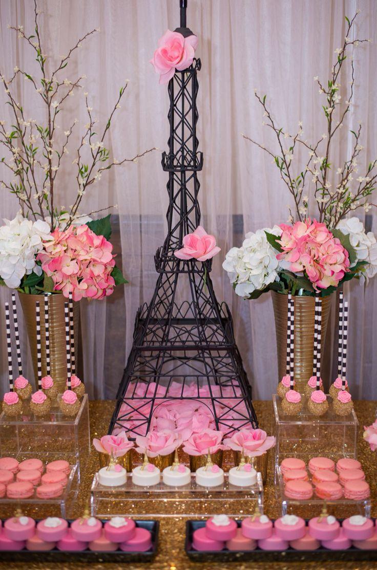 Best ideas about Paris Birthday Decorations . Save or Pin Best 25 Paris sweet 16 ideas on Pinterest Now.