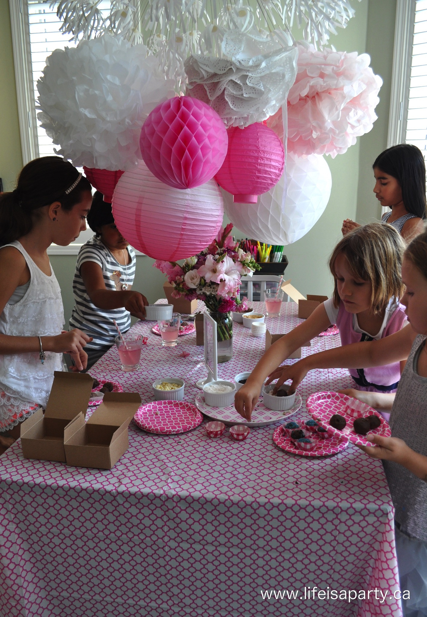 Best ideas about Paris Birthday Decorations . Save or Pin Paris Birthday Party Part e Party Activities and Now.