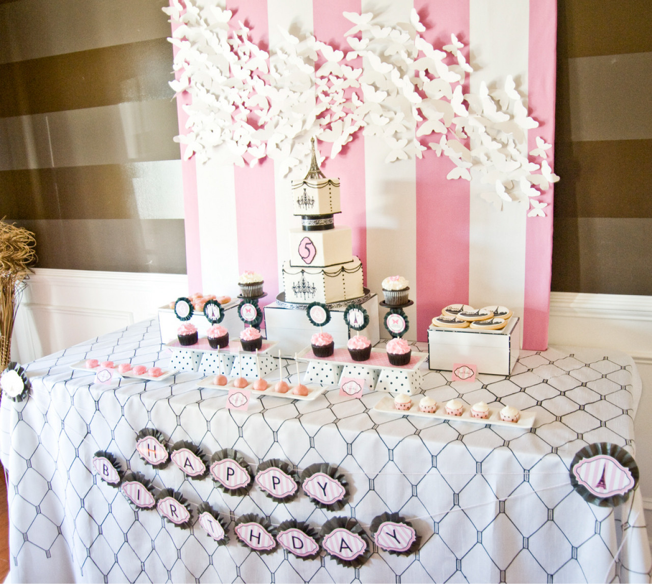 Best ideas about Paris Birthday Party . Save or Pin Girl Birthday Party Themes Party Ideas for Girls Now.