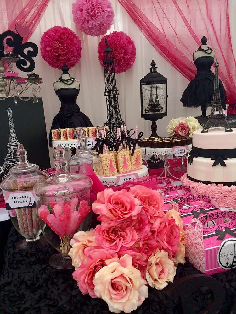 Best ideas about Paris Birthday Party . Save or Pin Paris Birthday Party Ideas in 2019 Now.