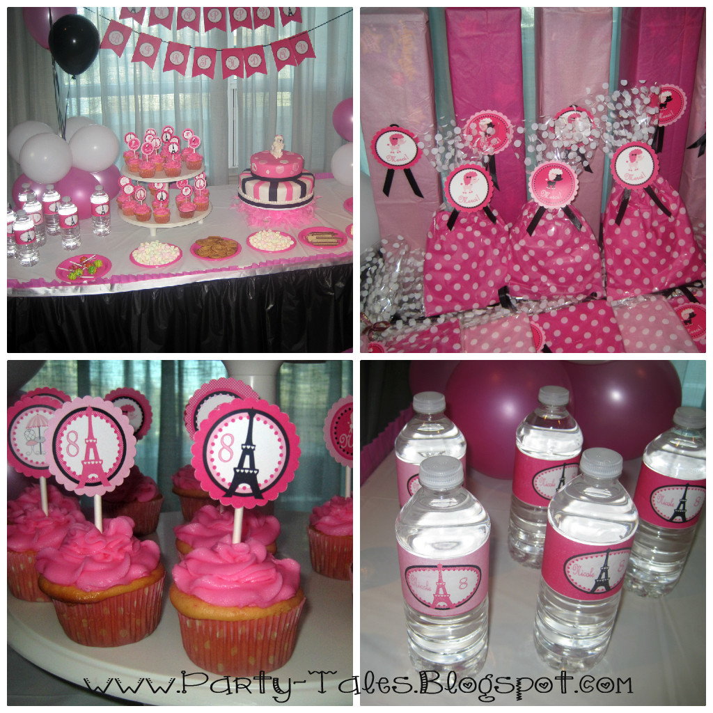 Best ideas about Paris Birthday Party . Save or Pin Party Tales Birthday Party A parisian Birthday Brunch Now.