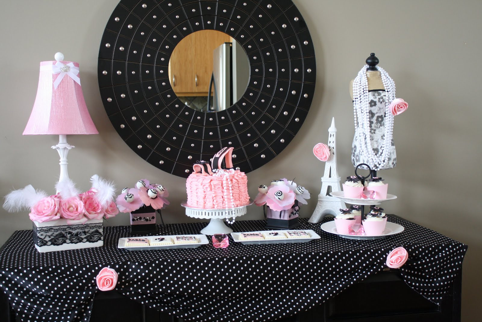 Best ideas about Paris Birthday Party . Save or Pin Canadian Hostess Blog Parisian Couture Themed Party Now.