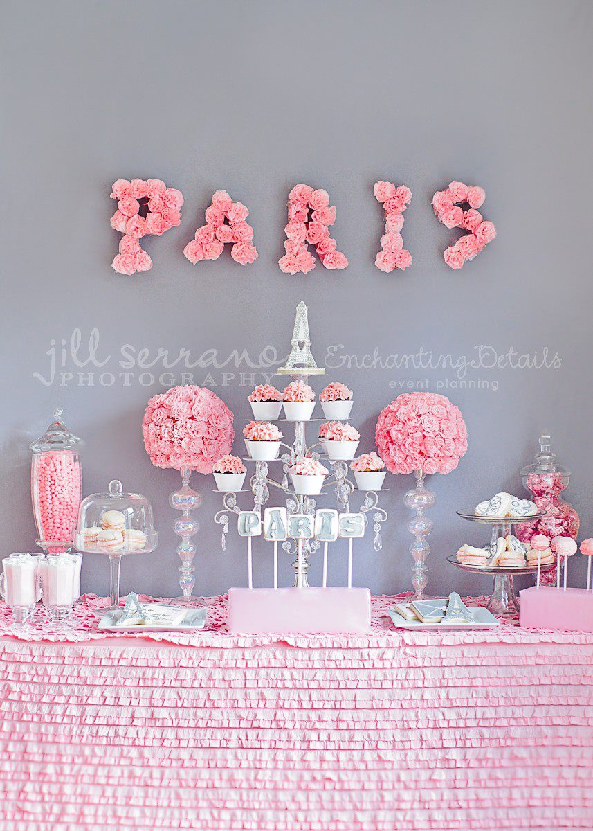 Best ideas about Paris Birthday Party . Save or Pin Inspiration Passport to Paris Party Now.