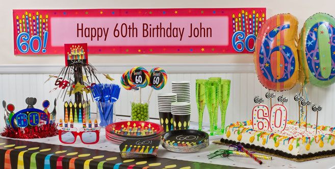 Best ideas about Party City 60th Birthday . Save or Pin 113 Best images about Alan s BD Ideas on Pinterest Now.