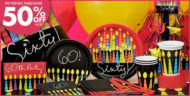 Best ideas about Party City 60th Birthday . Save or Pin 35 best images about 60th Surprise Birthday Party on Pinterest Now.