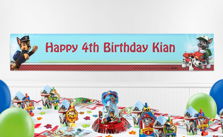 Best ideas about Party City Birthday Banners . Save or Pin Custom Birthday Banners Party Banners Now.