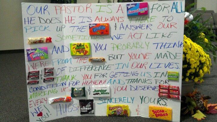 Best ideas about Pastor Appreciation Gift Ideas Pinterest . Save or Pin Pastor s appreciation t from Children s Church Now.