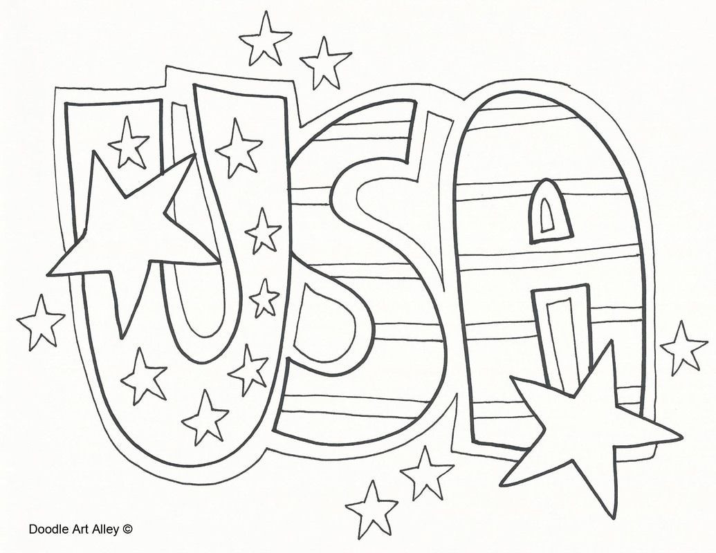 Best ideas about Patriotic Printable Coloring Pages . Save or Pin Independence Day and other patriotic coloring pages from Now.