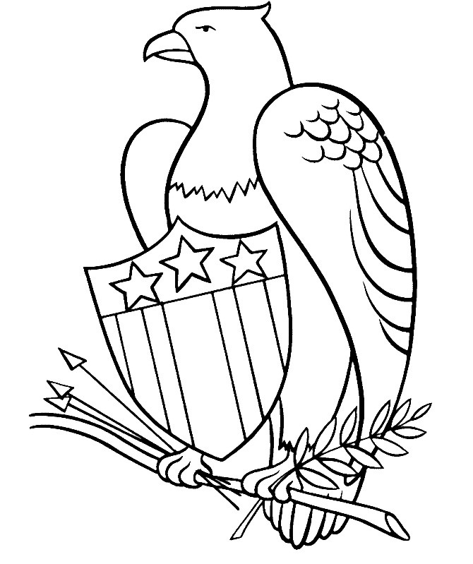 Best ideas about Patriotic Printable Coloring Pages . Save or Pin Printable Patriotic Coloring Pages Sketch Coloring Page Now.