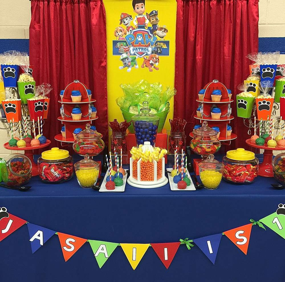 Best ideas about Paw Patrol Birthday Decor . Save or Pin FREE Printable Paw Patrol Chase Invitation Template Now.