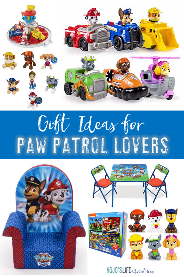 Best ideas about Paw Patrol Gift Ideas . Save or Pin Paw Patrol Gift Ideas HoJo s Life Adventures Now.