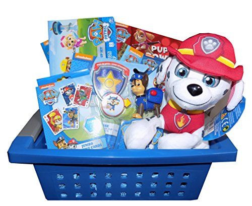 Best ideas about Paw Patrol Gift Ideas . Save or Pin Ultimate Paw Patrol Basket Perfect for Easter Christmas Now.